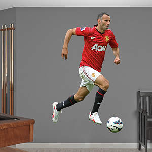 Ryan Giggs Fathead Wall Decal